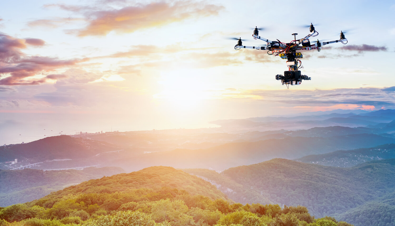drone imagem